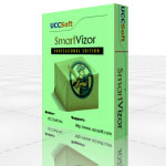 SmartVizor Barcode Label Printing icon